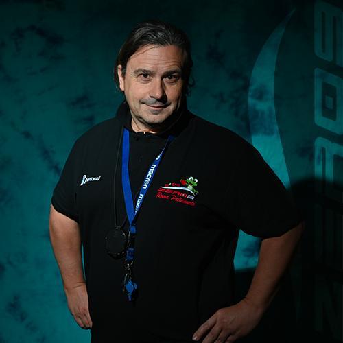 stefano fonti responsabile pallanuoto staff zero9 roma