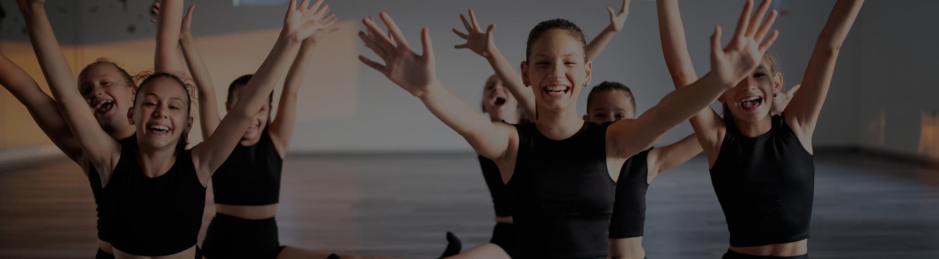 isabella proietti responsabile zero9 note danza e istruttrice danza moderna